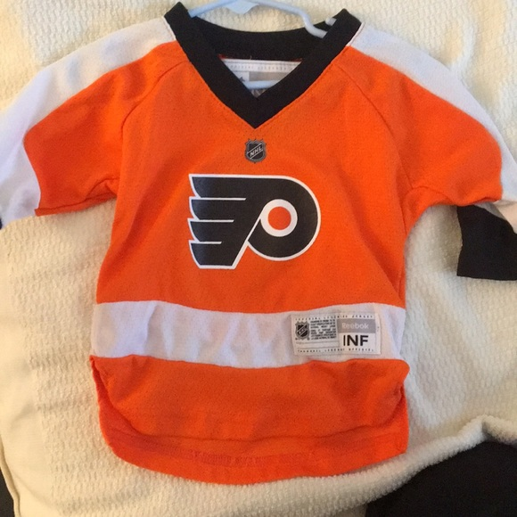 buy popular cd406 d14d5 Philadelphia Flyers infant jersey